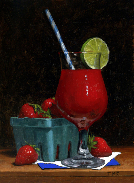 Todd M. Casey, 'Strawberry Daiguiri', 2019, Rehs Contemporary Galleries