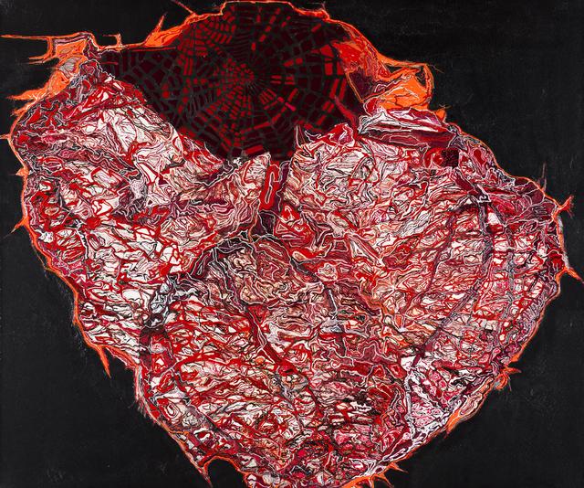 , 'HEART,' 2014, Merkur