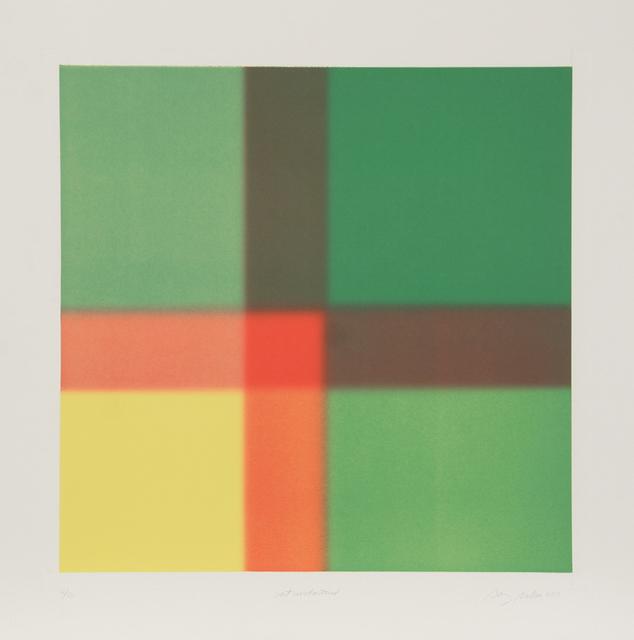 Barry Nelson, 'Vert Unchartered', 1979, RoGallery