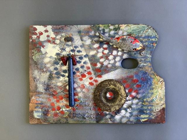 Sandra Anton, 'Fish Beneath Me', 2019, Solace Studio + Gallery & Contour 19