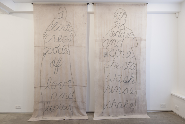 , 'The Matriarchs (The Mistress & The Washer Woman),' 2000, Jane Lombard Gallery