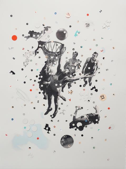 Lizzie Gill, 'Slam Dunk (He Messaged First)', 2018, The Bonnier Gallery