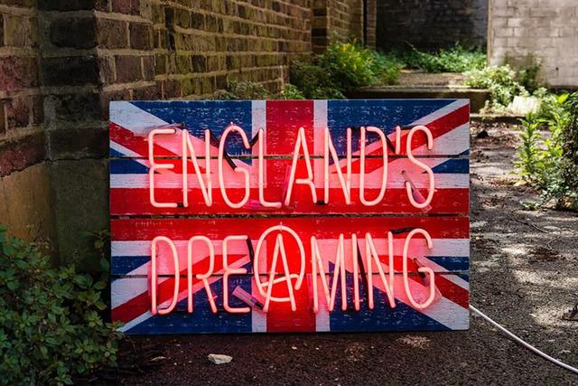 Mark Sloper, 'England's Dreaming', Flat Space Art
