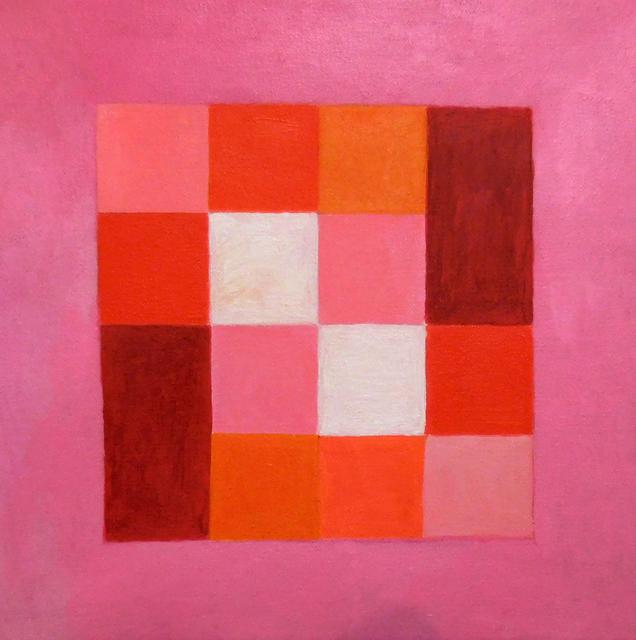 , 'Pink Fluff,' 2017, Susan Eley Fine Art