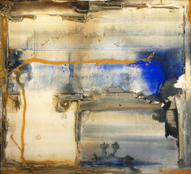 Jim Bird, 'Born to be Blue', 1989, Robert Green Fine Arts