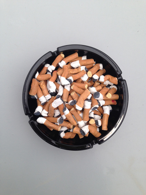 Eric Munoz, 'Cigs', 2014, Anonymous Gallery