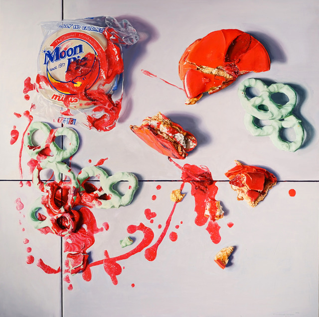 , '#130 Coral Crème Glitter,' , Gallery 1261