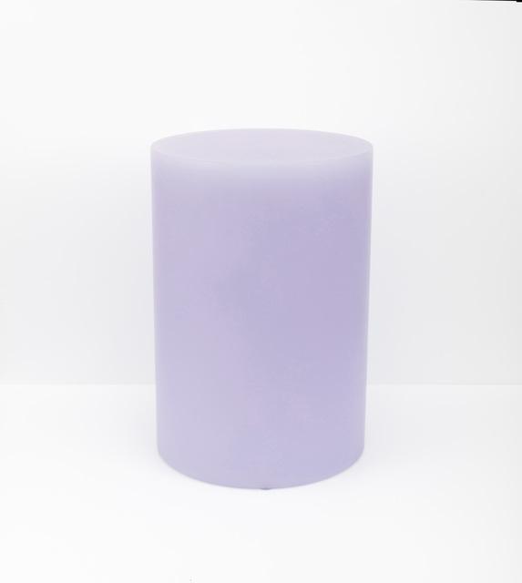 , 'SOAP Column - Light purple,' 2018, Etage Projects