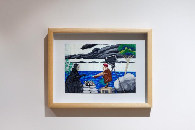 , 'Untitled,' 2018, Voloshyn Gallery
