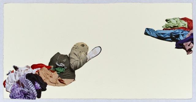 , 'Laundry's reach,' 2013, Klowden Mann