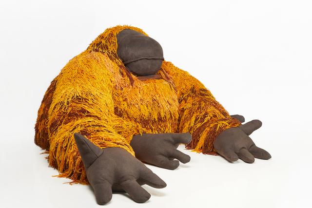 , ''Yelda' Orangutan,' 2018, Southern Guild