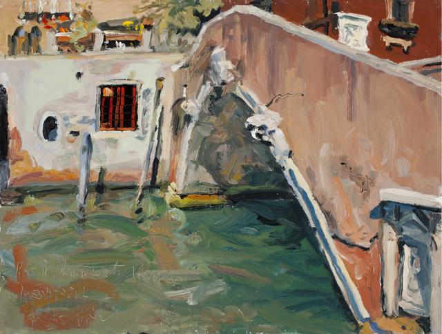 , 'Rio di Mendicanti Venice 16 Sept 2012,' 2012, Gallery NAGA