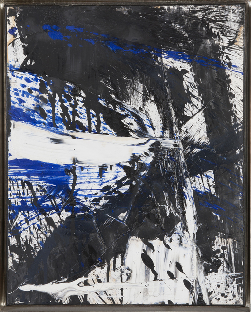 ", '""Winter Study #1"",' 1960, Scott White Contemporary Art"