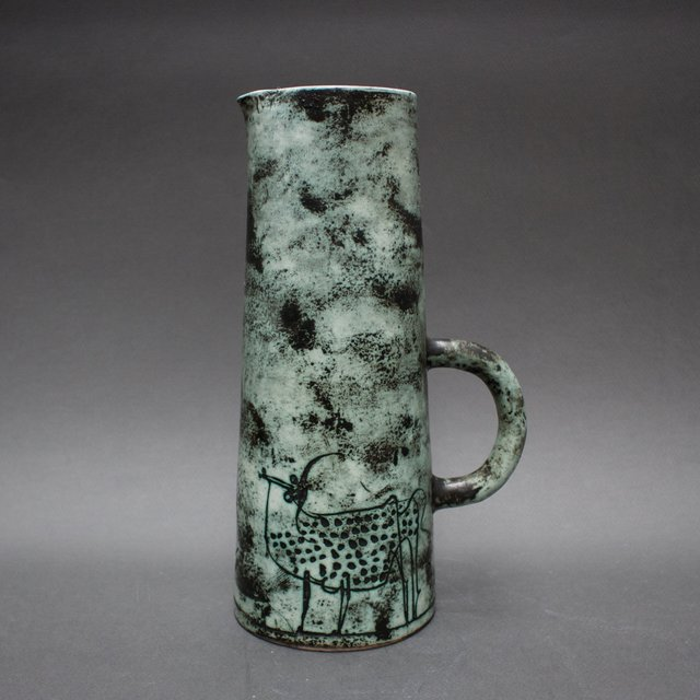 , 'Ceramic Pitcher,' 1950-1959, Bureau of Interior Affairs