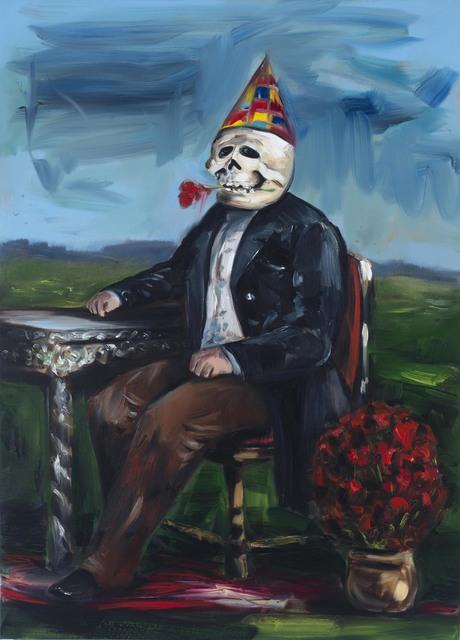 , 'Untitled ,' 2016, Galerie Zink