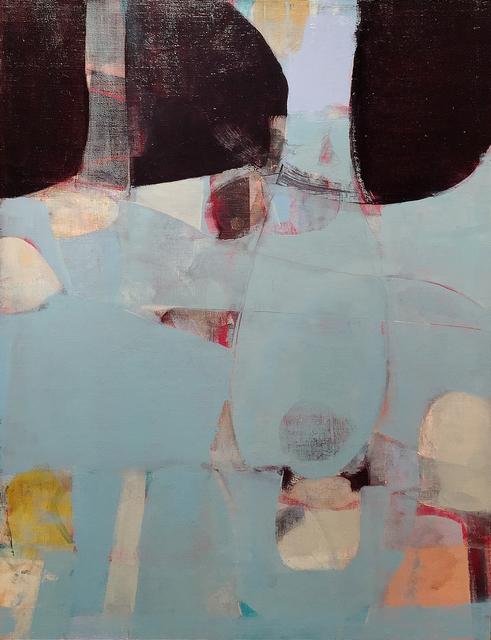 , 'Ema of a Praying Woman,' 2016, Muriel Guépin Gallery