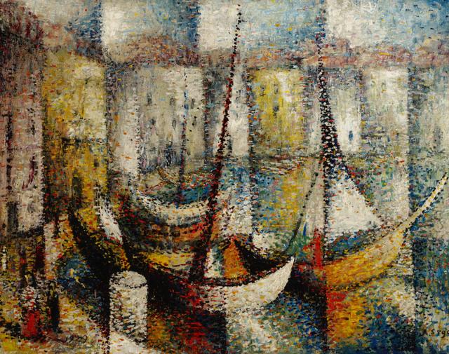 , 'Halen, La Ciotat,' 1929, Ben Uri Gallery and Museum