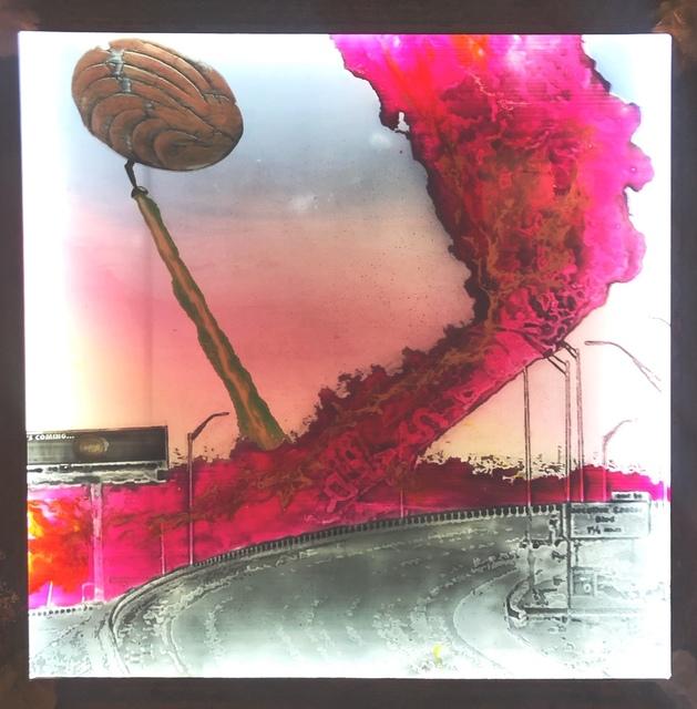 , 'Fall of ASARCO,' 2019, Ro2 Art