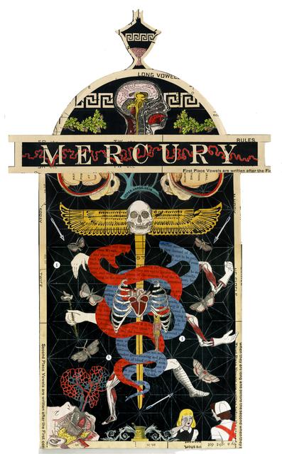 , 'Rod of Mercury,' 2016, Jonathan Ferrara Gallery