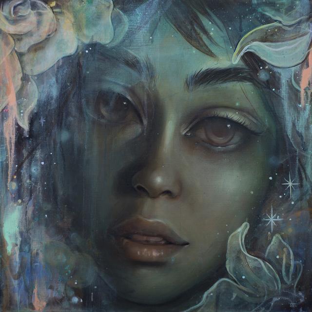 , 'Gardenia,' 2018, Spoke Art