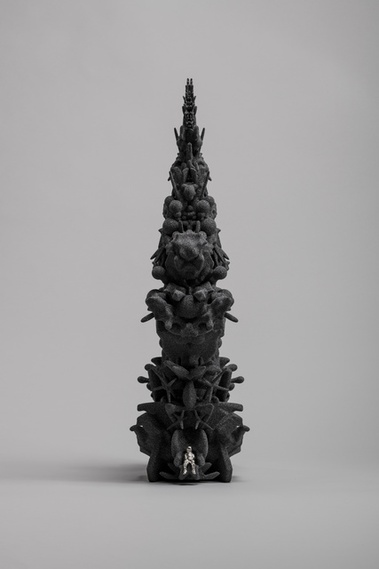 , 'Throne(SiC/p_boy),' 2019, Arario Gallery