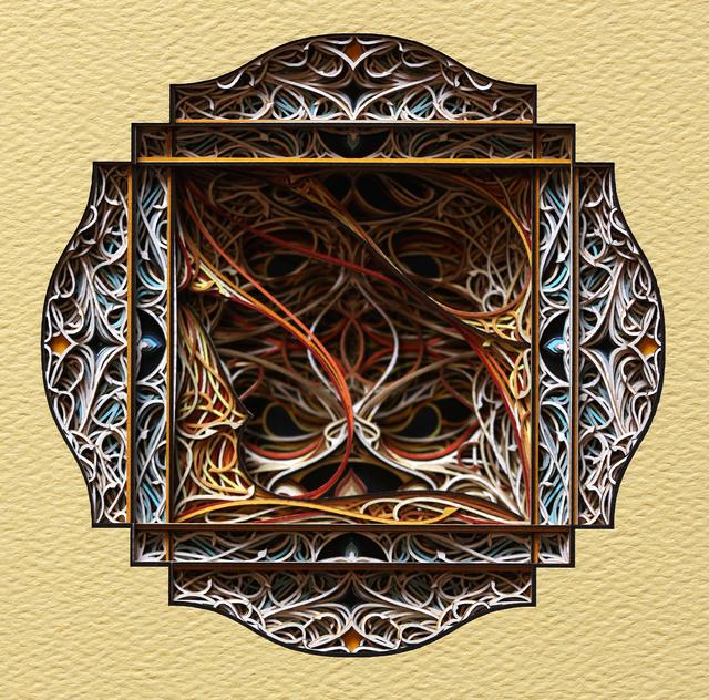 , 'Either/Or Tetragon 6.8.1,' 2014, VICTORI+MO CONTEMPORARY