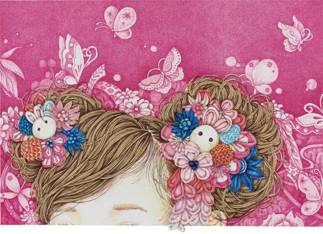 Eri Ota, 'Be Healthy I', 2020, Print, Lithograph, Micheko Galerie