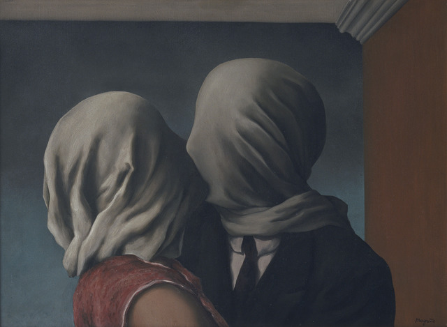 , 'The Lovers (Les Amants),' 1928, Art Institute of Chicago