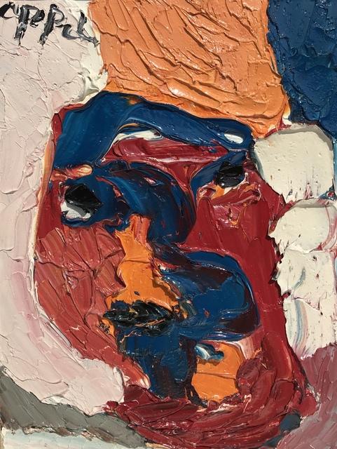 Karel Appel, 'Femme visage', ca. 1976, Okker Art Gallery