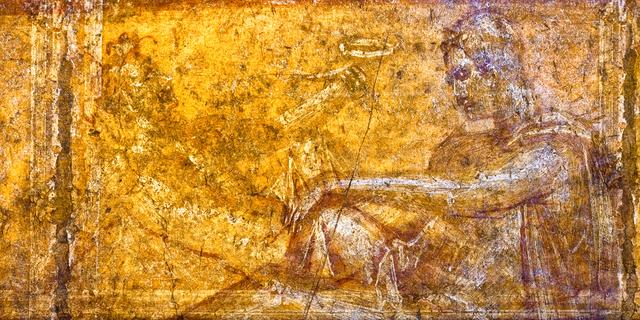 , 'Pompéi IV (Pompei, Italy),' 2017, Galerie de Bellefeuille