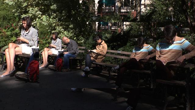 , 'Surveillance,' 2010, Madison Square Park