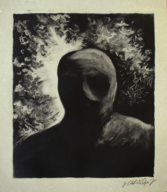 """, '""""Reflejo"""",' 2019, Galería Nudo"""