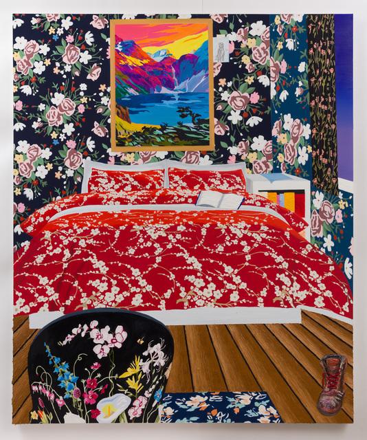 , 'Room,' 2018, Anat Ebgi