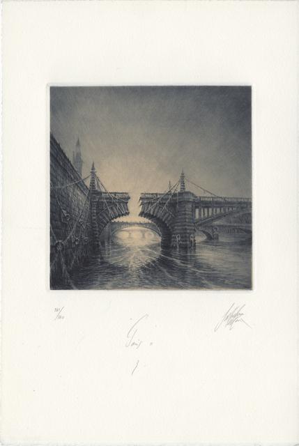 Jean Michel Mathieux-Marie, 'Paris II: 3', Unknown, Childs Gallery