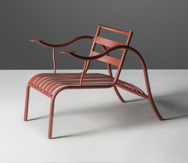 Jasper Morrison, 'An important 'Thinking Man's' prototype armchair', 1987, Christie's