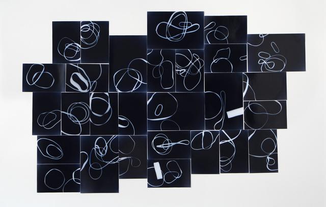 Rita Maas, 'RUBB-O-GRAM 11', 2012, Print, Archival Pigment Print, Circuit Gallery