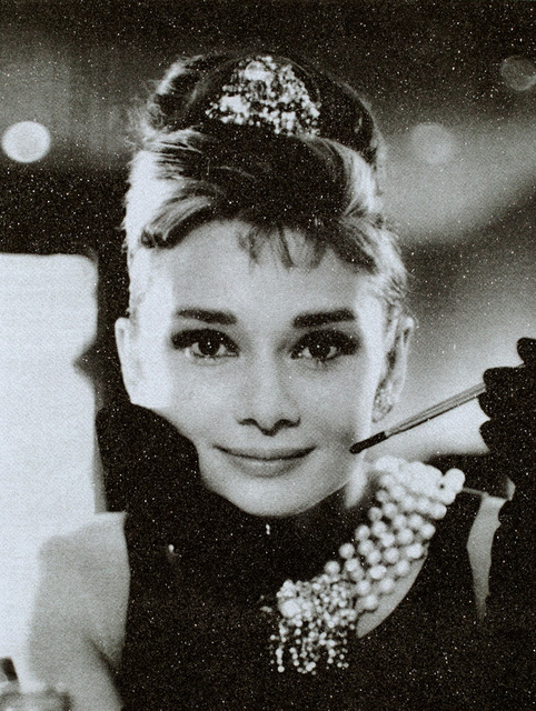 Russell Young, 'Audrey Hepburn (New York Black & White)', 2018, Long-Sharp Gallery