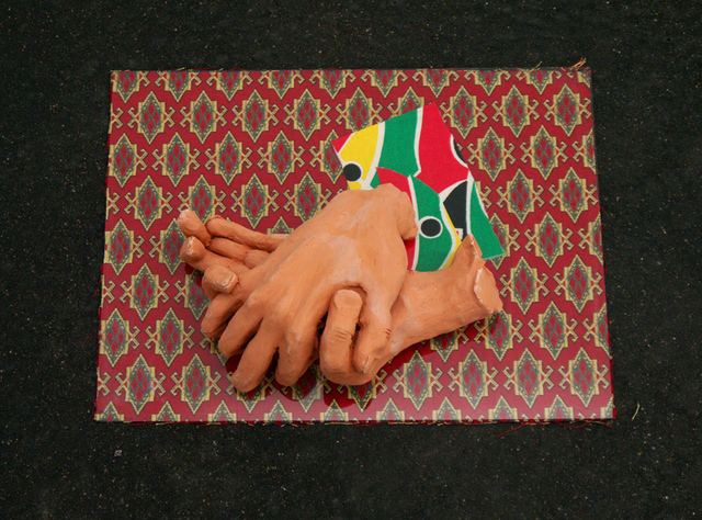 , 'Les Mains,' 2007-2013, Anne Barrault