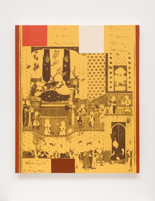 , 'Geometric Painting 20,' 2018, GNYP Gallery