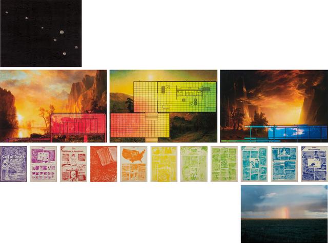 Matthew Day Jackson, 'Das Wochenendhaus from The Dymaxion Series', 2007, Phillips