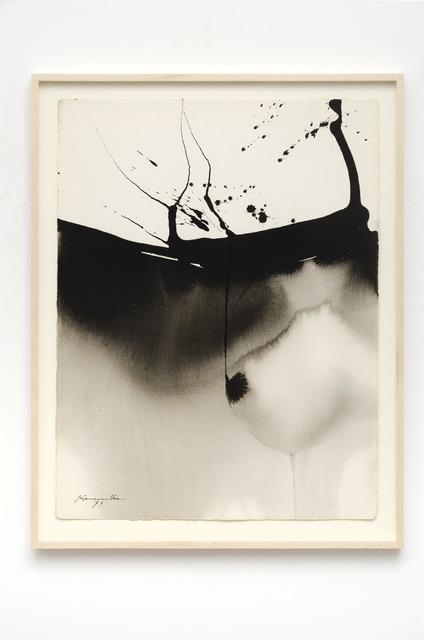 Matsumi Kanemitsu, 'Untitled', 1971, Louis Stern Fine Arts