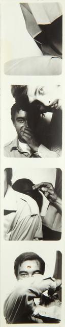 , 'Esposizione in tempo reale n.4, lascia su queste pareti una traccia fotogra ca del tuo passaggio, XXXVI Biennale di Venezia,' 1972, SAGE Paris