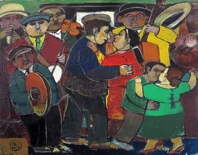 ", '""Celebration"" / ""Kutlama"",' 2014, Galeri 77"