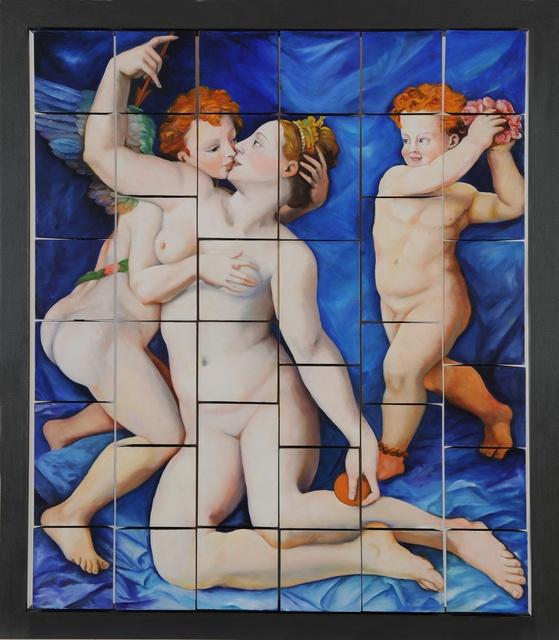 Camilla Ancilotto, 'Allegoria del trionfo di Venere', 2012, Galleria Ca' d'Oro