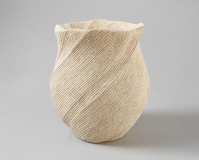 "Takayuki Sakiyama  崎山隆之, '""Listening to the Waves"" vessel', 2007, Phillips"