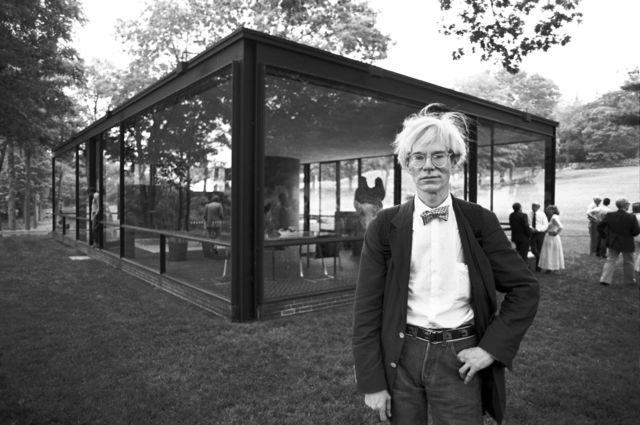, 'Andy Glass House,' 1981, Izolyatsia