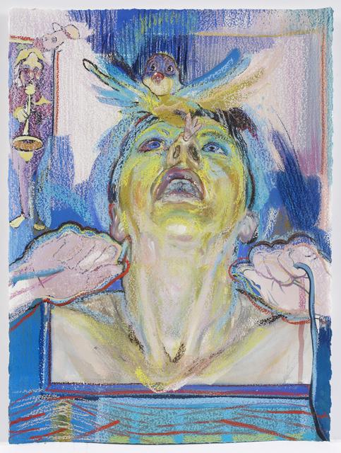, 'Woman III,' 2015, Rhona Hoffman Gallery