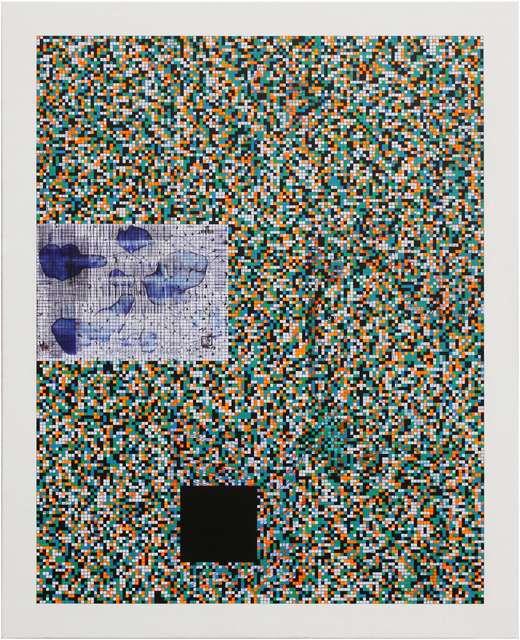 , 'Jardín con enigma,' 2013, Christopher Crescent