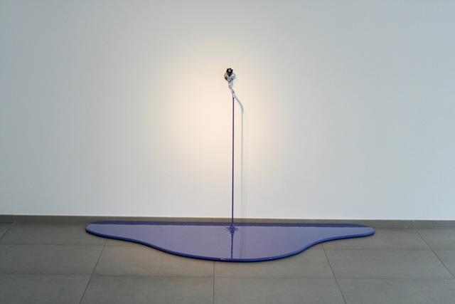 , 'Blue tab,' 2016, LKFF