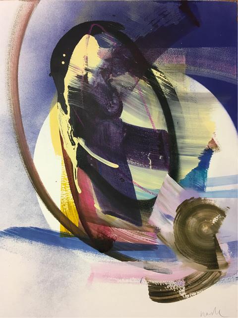 , '#01,' 2017, Gudberg Nerger